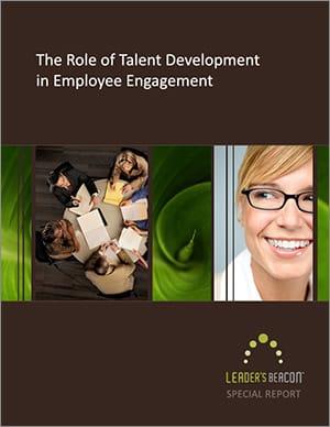 Role of Talent Development Employee Engagement
